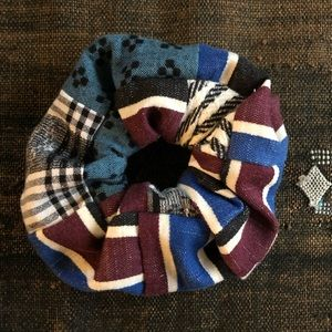 ace&jig handmade expo party scrunchie
